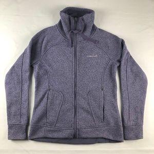 Avalanche Women's Zip Up Sweater Jacket